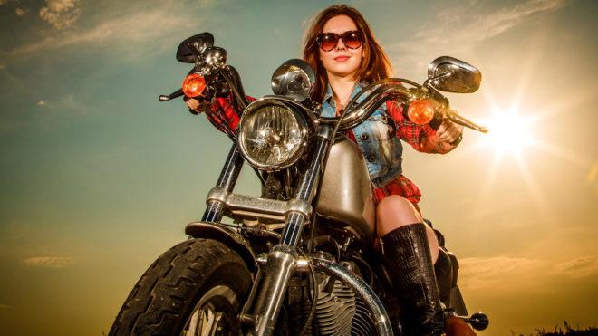 Leaving the Grind behind to Build Custom Motorcycles